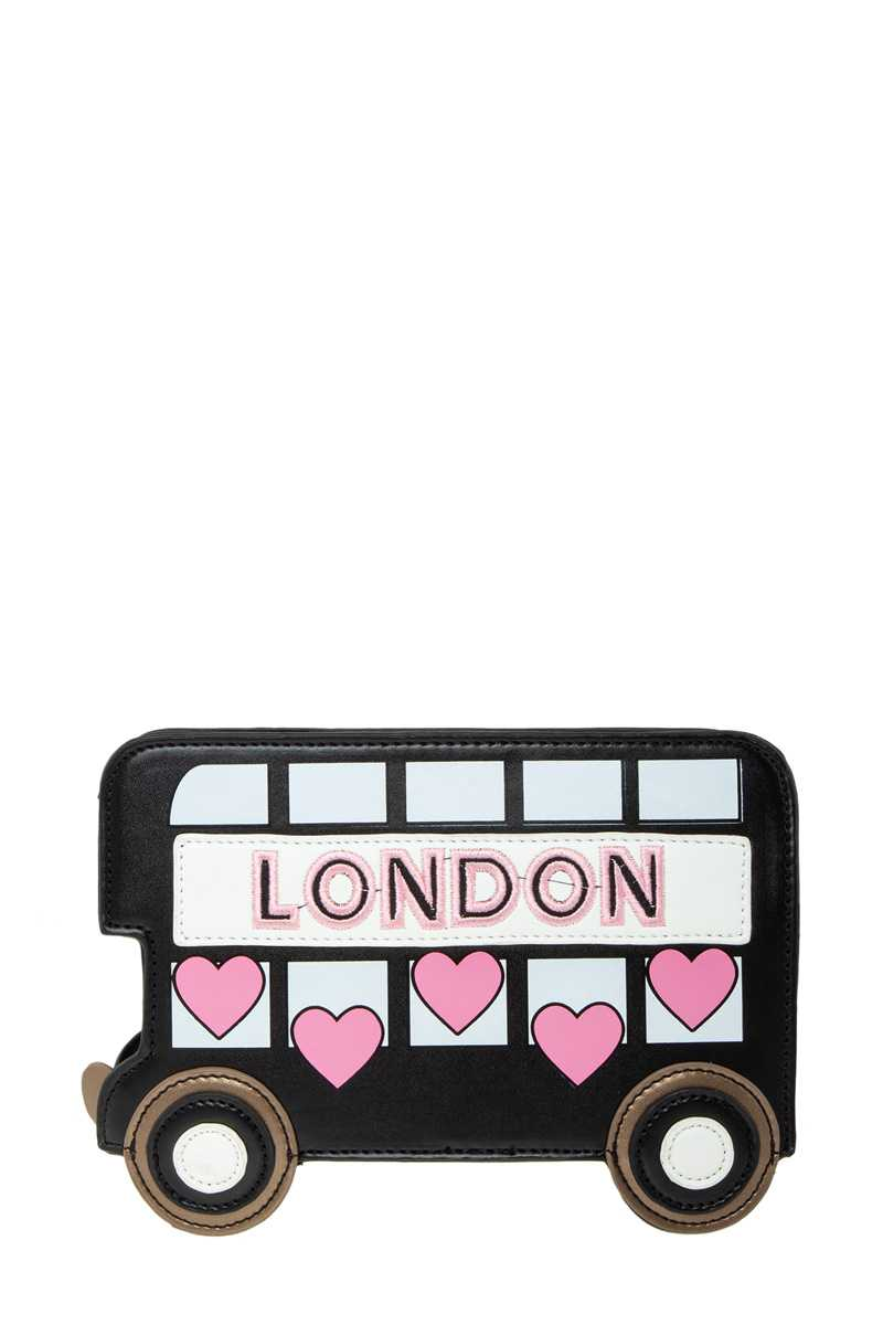 London Tour Bus Novelty Bag