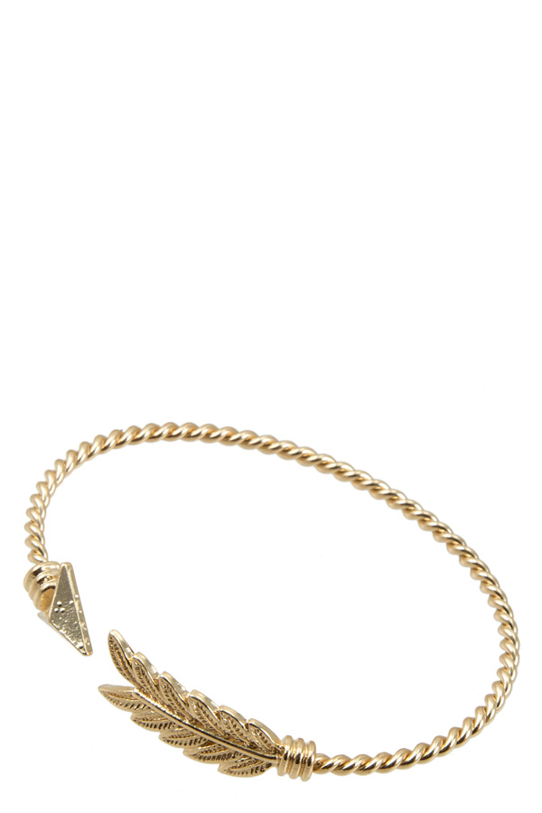 Arrow Open Bracelet
