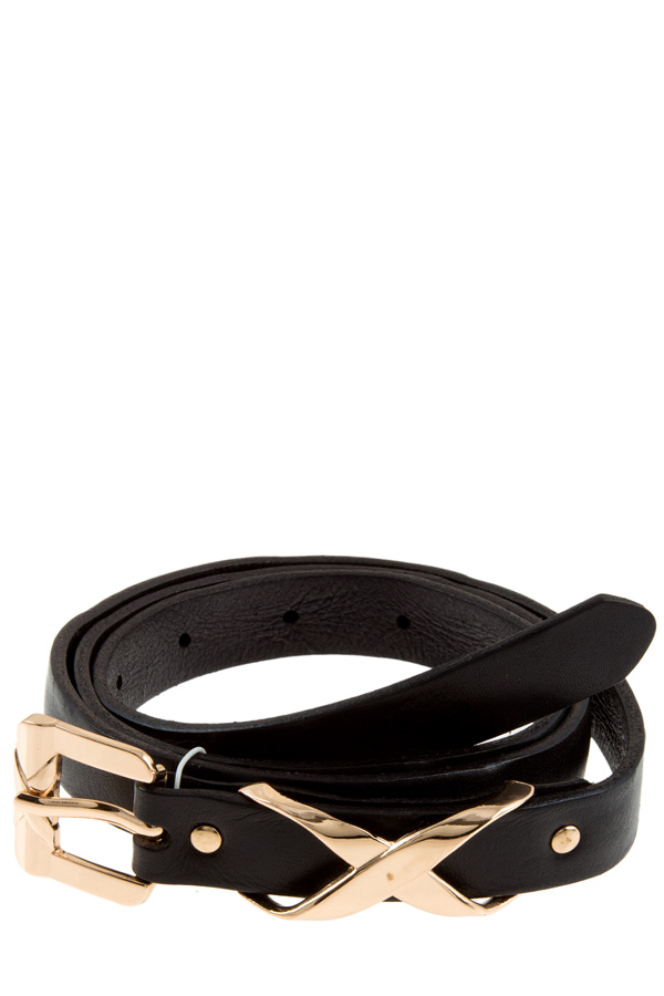Classic genuine leather belt