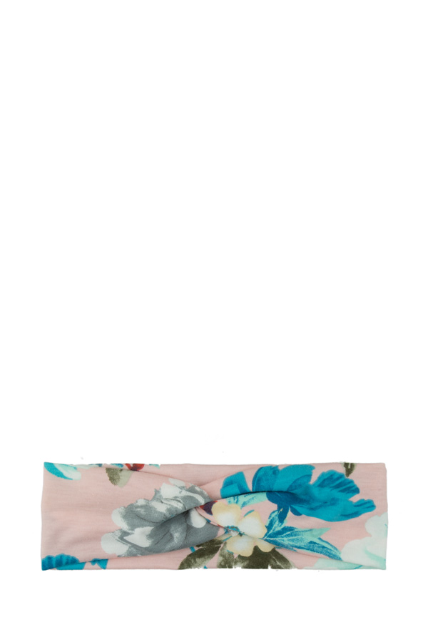 Floral Print Stretch Headband