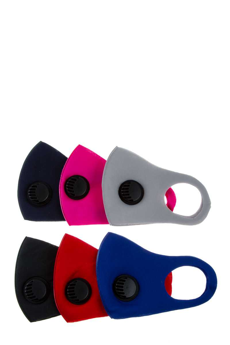 Assorted Anti Dust Mask with Filter