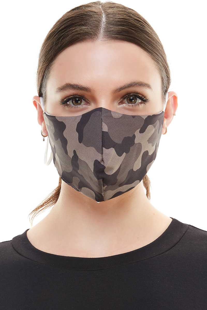 Camouflage Fashion Mask