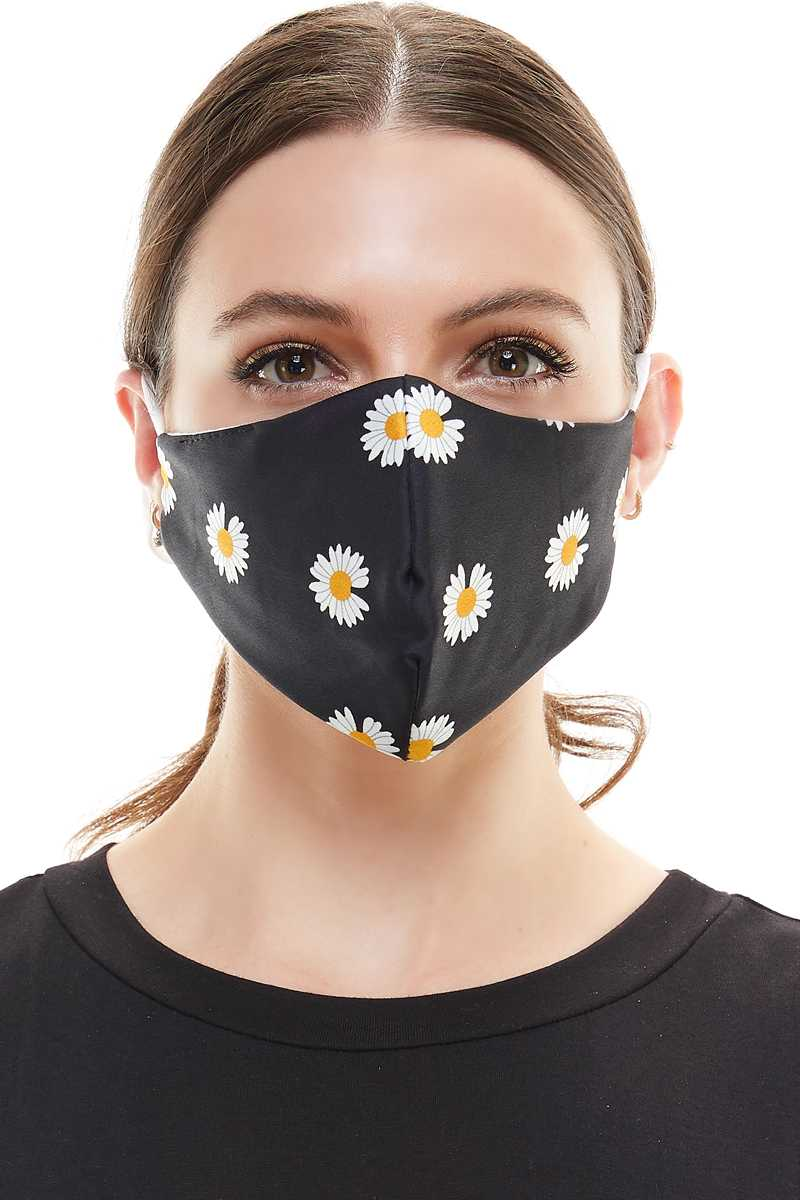 Daisy Fashion Mask