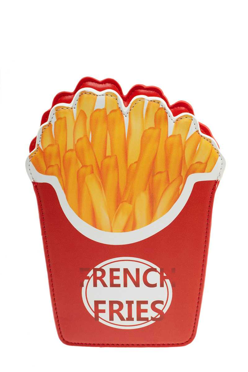 French Fries Novelty Bag