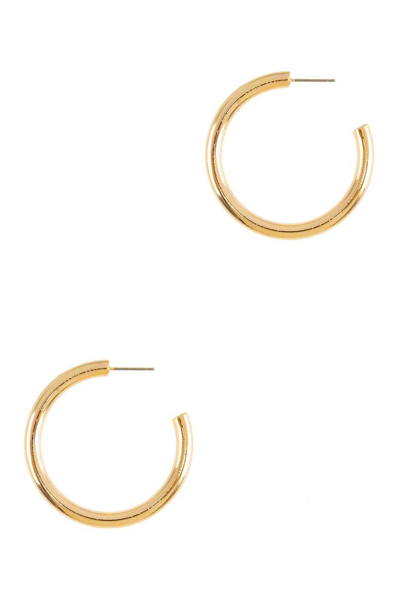 40mm Open Hoop Earring