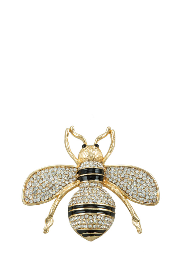 55mm Bee Stretch Ring