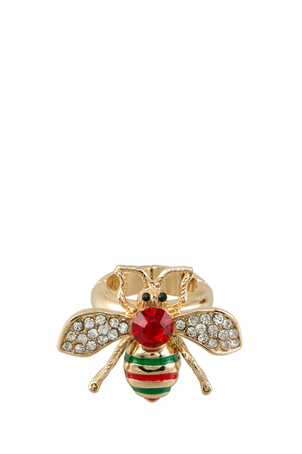 28mm Bee Stretch Ring